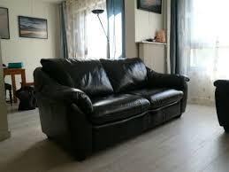 canap lit cuir noir canape lit cuir center maison design wiblia com