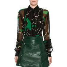green chiffon blouse green chiffon blouses polyvore