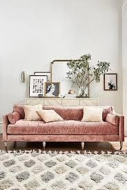 site de vente de canapé 10 canapés en velours à installer absolument dans votre salon sofa