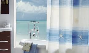 Sea Themed Shower Curtains Cool Themed Shower Curtain Sea Themed Shower Curtains Pmcshop