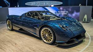 blue pagani daytona officially appointed as pagani importer for africa