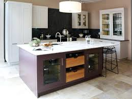 cuisine avec ilot central pour manger cuisine avec ilot centrale cuisine en l avec ilot central 14 douze