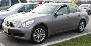 2007 infiniti g35 information and photos zombiedrive