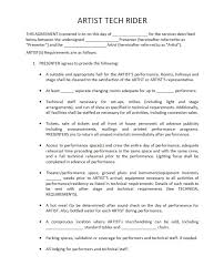 dj contract template dj contract forms dj contract 12 download