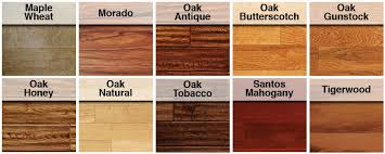 different types of flooring materials typeanything