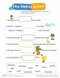 here u0027s a simple printable to help students convert between
