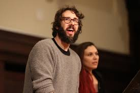 josh groban and dave malloy lead great comet fans in cast album