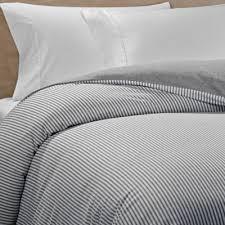 grey striped duvet cover 39