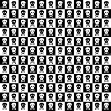 skull halloween background halloween background with white and black human skull and