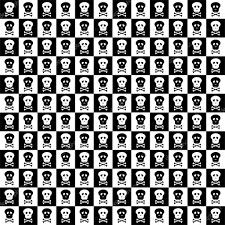 black and white background halloween halloween background with white and black human skull and