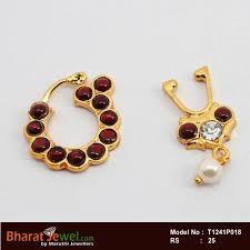 bharatanatyam hair accessories nose ring nath bullak bharatanatyam ornaments online