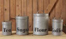 unbranded metal kitchen canister sets ebay