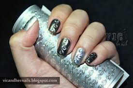 vic and her nails born pretty store 3d nail art sticker