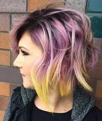 long bob with dipped ends hair the 25 best dip dye bob ideas on pinterest short dip dye hair