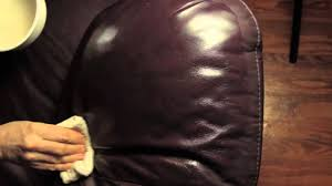 Clean Leather Sofa by What Can I Use To Clean Leather Sofa By Using Cotton Bud To Remove