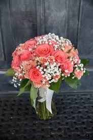 rustic wedding bouquets wedding ideas coral weddinguet buffalo event flowers byuets and