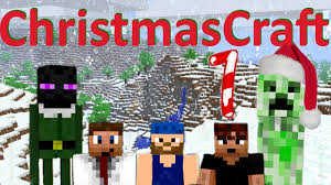 christmascraft mod ep 1 look out it u0027s creeperclaus