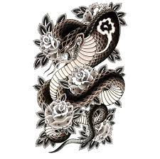 cobra tattoo meaning
