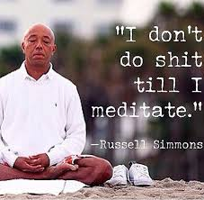 Hot Yoga Meme - exclusive russell simmons demystifies meditation the source
