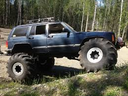 muddy jeep cherokee how can fit 44