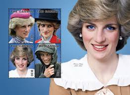 723 best stamps images on pinterest princess diana lady diana