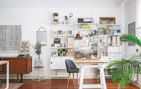 4 modern and chic ideas for your home office freshome home