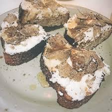 union fare nyc eats the bold brunette ricotta truffle toast