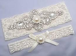 garters for wedding 14 best rustic wedding garters images on lace garter