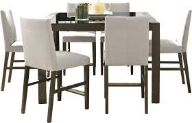 dining room 7 piece sets girard 7 piece counter height dining set u0026 reviews allmodern