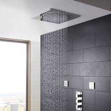 ceiling tile shower head 20