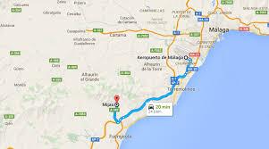 Spain Google Maps by Getting Here Viva Mijas