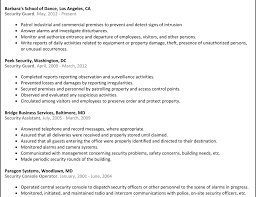 Security Guard Resume Example clever security guard resume sample 12 security guard resume