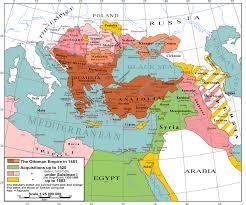 Provinces Of The Ottoman Empire Ottoman Empire Familypedia Fandom Powered By Wikia