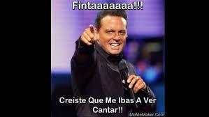 Luis Miguel Memes - luis miguel cancel祿 concierto por borracho y le hicieron memes