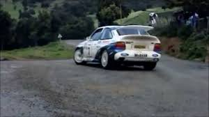 groupe si e auto b ford rs cosworth wrc tour de corse 1993 with engine