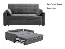 Convertible Sofa Bed Augustine Loveseat Convertible Sofa Bed By Lifestyle Solutions