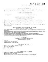 objectives for resumes general career objective resume resume