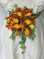 Silk Calla Lilies Silk Calla Lily Home U0026 Garden Ebay