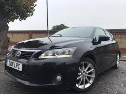 lexus ct200 hybrid lexus ct200h hybrid automatic with navigation bluetooth reverse