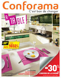 cuisine conforama catalogue conforama catalogue 8 mai 11 juin 2013 by promocatalogues com issuu