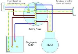 light switch wiring diagram power wire 2 pole way intermediate