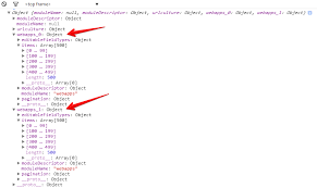 layout page null render an entire page in json format