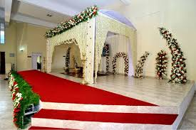 Marriage Decoration Marriage Decoration Wedding Reception Stage Decoration Places To