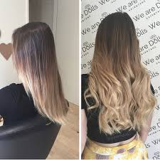 weave hair extensions micro bead weave hair extensions in ombre hair want