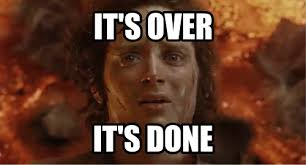 Finished Meme - 16 thoughts you have after finishing your last exam