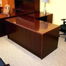 Kidney Shaped Executive Desk Office Desk Mahogany Used National Left L Shaped Executive Office