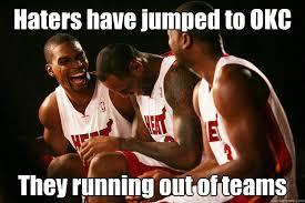 Miami Heat Meme - and then neil said the knicks can beat the heat miami heat