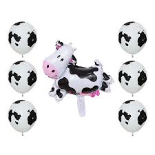 cow print balloons buy cow print balloons and get free shipping on aliexpress