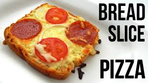 how to make bread slice pizza at home inspire to cook youtube