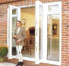 Patio Doors With Side Windows Exterior French Doors Double Exterior French Doors U003e U003e Double